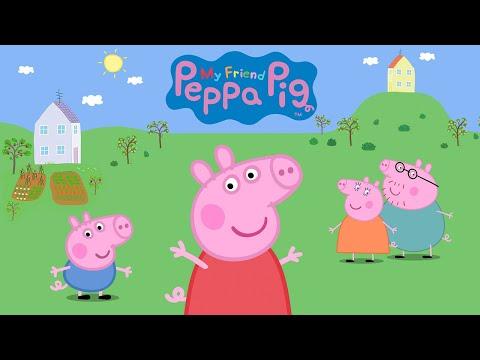 [Deutsch] My Friend Peppa Pig - Announcement Trailer
