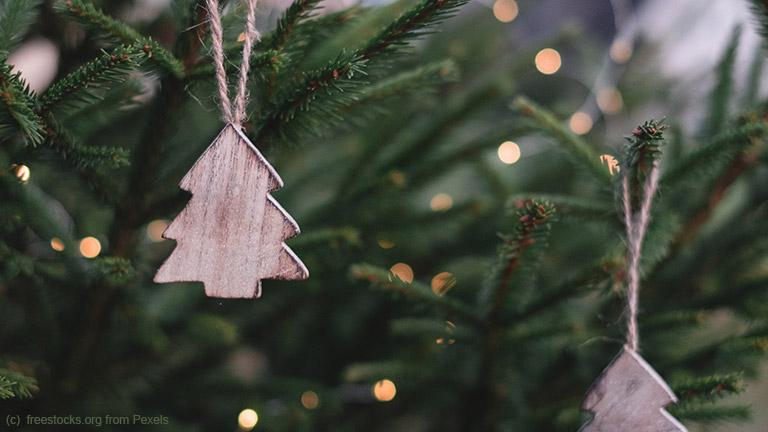 Wo kommt der Weihnachtsbaumschmuck eigentlich her?