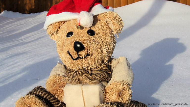 Das Weihnachtsfest steht vor der Tür und Sie haben noch kein Geschenk für die Kinder von Freunden, Ihren Neffen oder Ihre Enkelin?