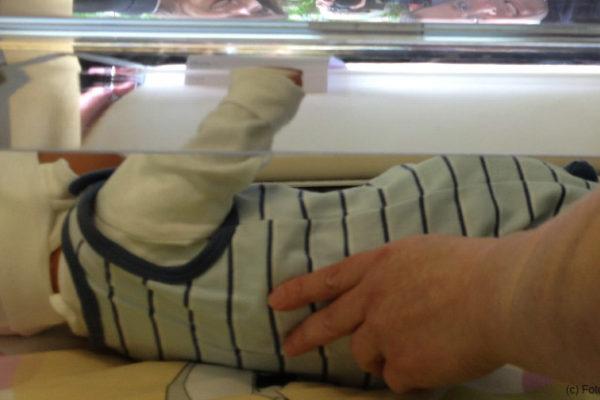 Babyklappe und anonyme Geburt sollen Leben retten