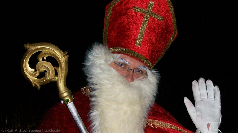 Hat jemand den Nikolaus gesehen?