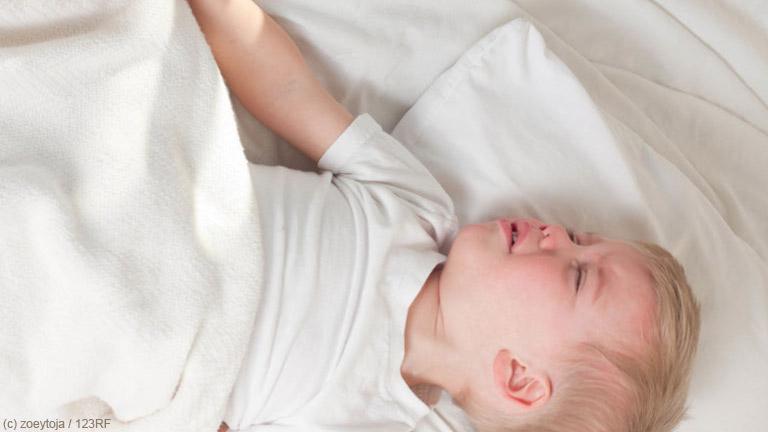 Nachtschreck - Harmlose Schlafstörung