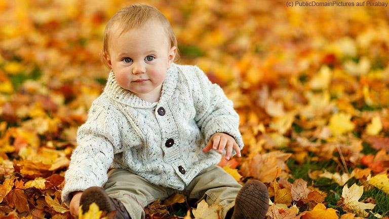 Herbst-Kinder: Erhöhtes Allergierisiko, höhere Lebenserwartung