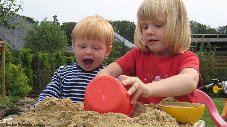Spaß und Sicherheit: Den Garten kindergerecht anlegen