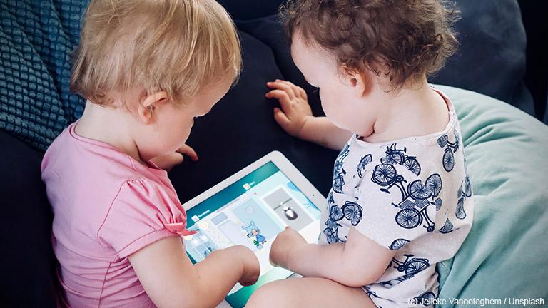 Kinder und Medien - Zum richtigen Umgang erziehen