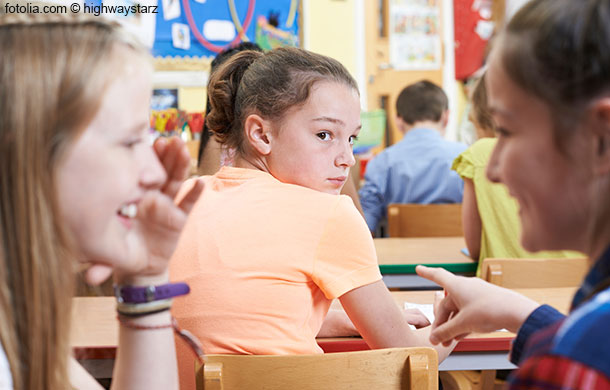 Hänseleien in der Schule