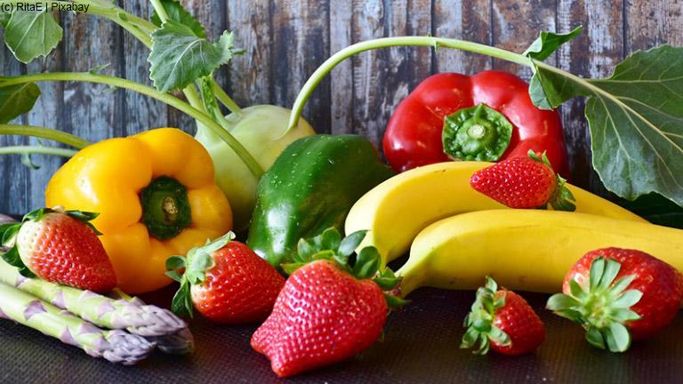Gesunde Ernährung im Kindesalter