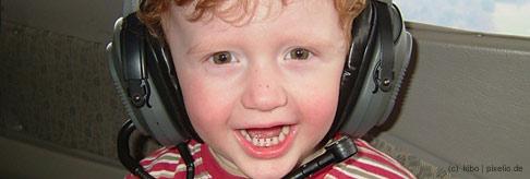 Hörschäden bei Kleinkindern