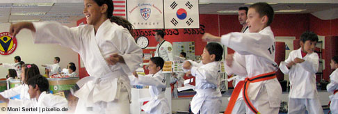 Die häufigsten Vorurteile über Karate