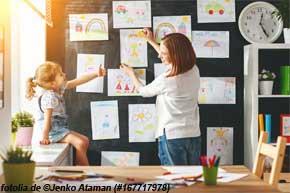 Gerade im Haushalt sollten Kinder ein größtmögliches Maß an Freiheiten genießen dürfen.