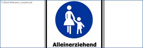Kinderarmut in Einelternfamilien