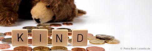 Kindergeld und Kinderfreibetrag