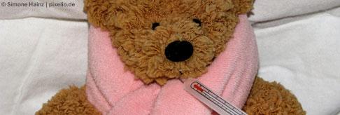 Kinderkrankheiten: Symptome und Behandlung