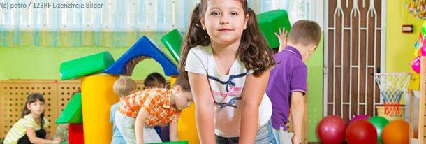 Geburtstagsspiele für Kindergartenkinder