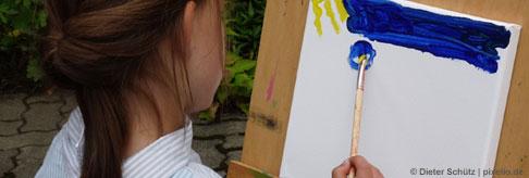Wie wird mein Kind kreativ?
