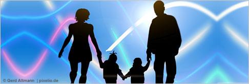 Patchworkfamilie und neue Partnerschaft