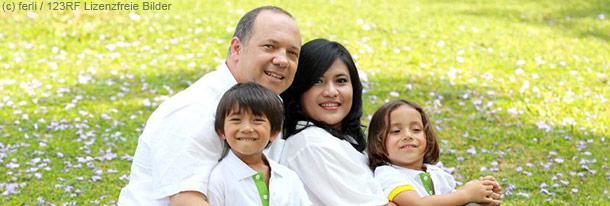 Patchwork-Familien – ein zusammengewürfelter Haufen
