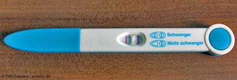 Anzeichen für eine Schwangerschaft