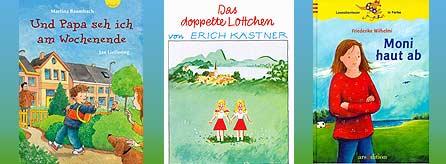 Kinderbücher zum Thema Trennung und Scheidung