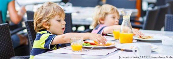 Restaurantbesuch mit Kindern – Eskalation oder entspannter Abend?