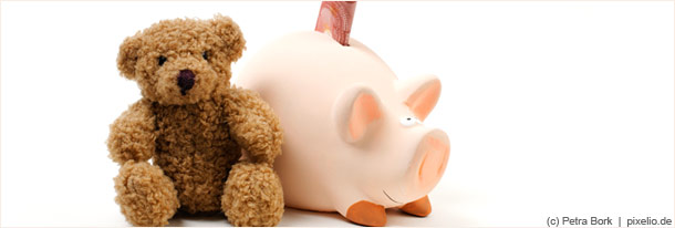 Mit Geld umgehen will gelernt sein