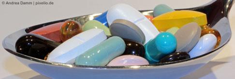 Umgang mit Medikamenten
