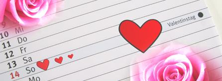 Ein Tag für Verliebte