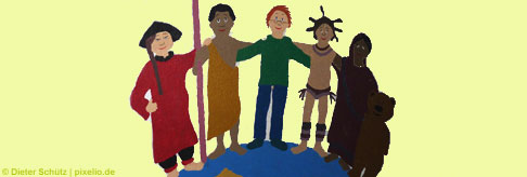 So feiern Kinder auf der ganzen Welt den Internationalen Kindertag