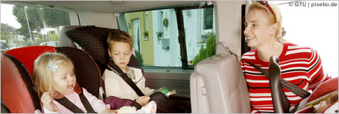 Ab welchem Alter können Kinder alleine reisen?