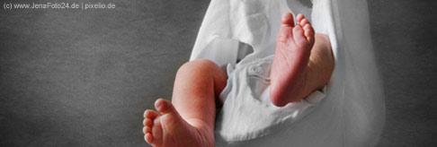 Das Baby tragen – aber richtig