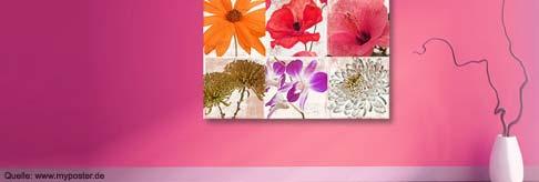 Kinderzimmer mit individuellen Postern verschönern