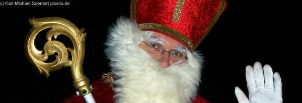 Nikolaus versus Weihnachtsmann
