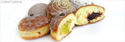 Berliner Pfannkuchen mit Senf gefällig?