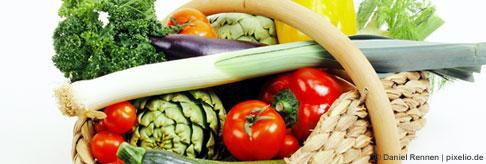 Saisongemüse vom heimischen Markt