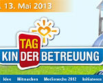 "Am 13. Mai ist ""Tag der Kinderbetreuung"""