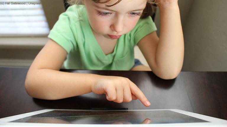 Ein Tablet für das Kind?