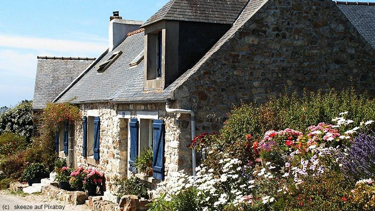 Ein Familienurlaub in der Natur in Frankreich