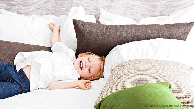 Wie lange sollte der Mittagsschlaf bei Kindern dauern?