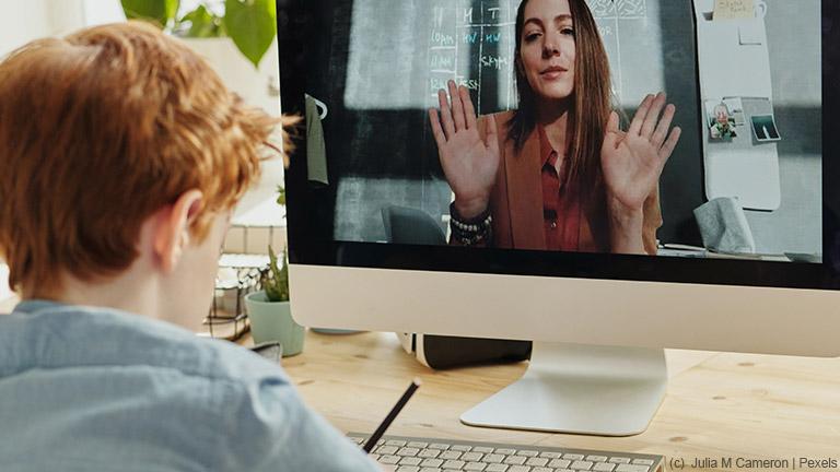Tipps für das Lernen vor dem Computer