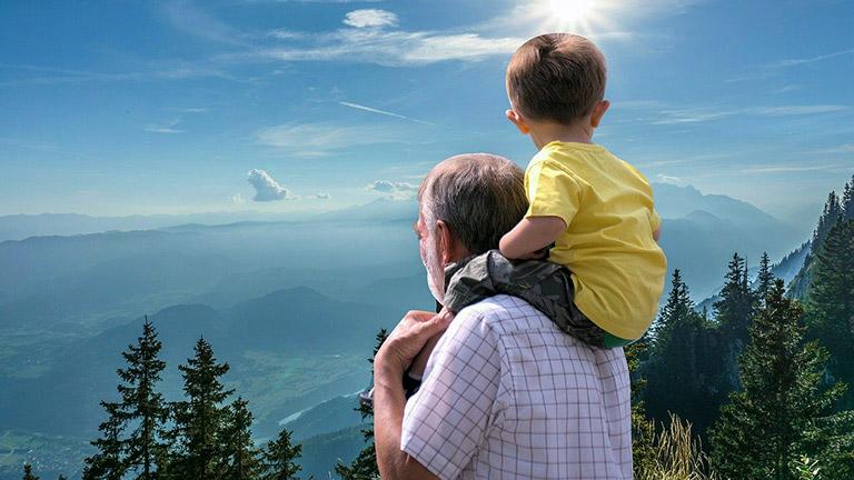 So kannst Du Opa motivieren, aktiver zu werden