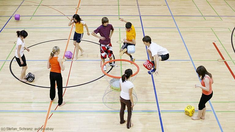 Bewegungsmangel bei Kindern: Faulpelze auf Trab bringen