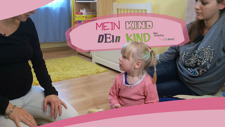 """Familien für """"Mein Kind, dein Kind – wie erziehst du denn? """" auf VOX gesucht!"""