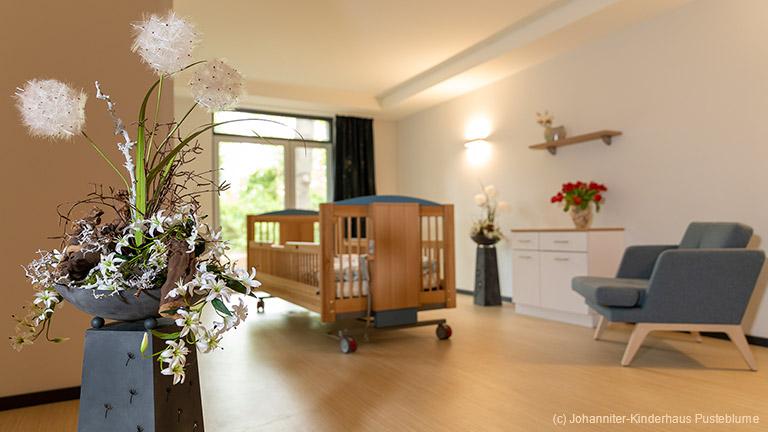 Kinderhospiz – Entlastungsort für Eltern in schweren Zeiten