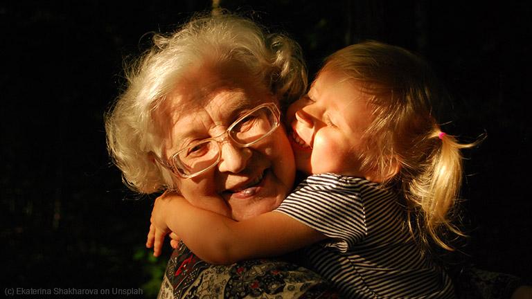 Oma und Opa: Wie stark kann man sie einspannen?
