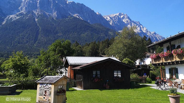 Grainau – Familienurlaub am Fuße der Zugspitze