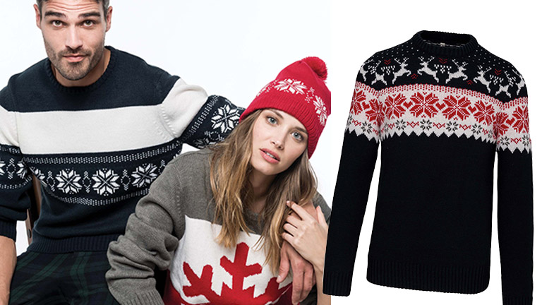 Dein Weihnachtspullover wartet schon auf Dich