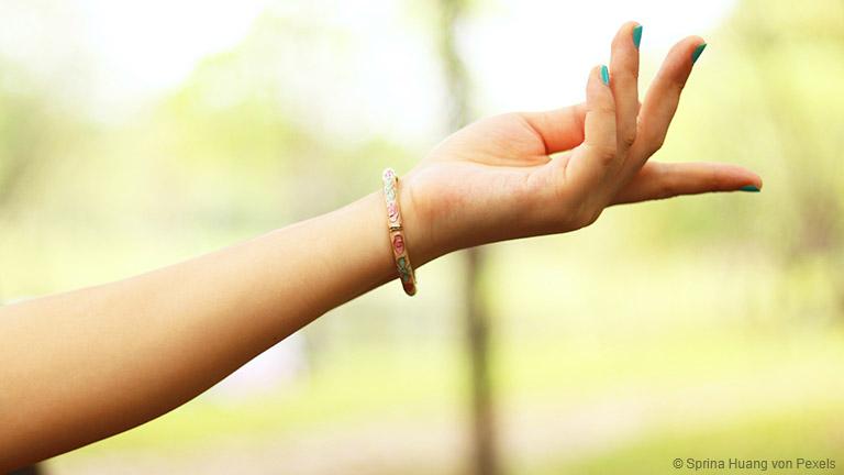 Die Geschenkidee: Ein Armband für Dich und mich zugleich!
