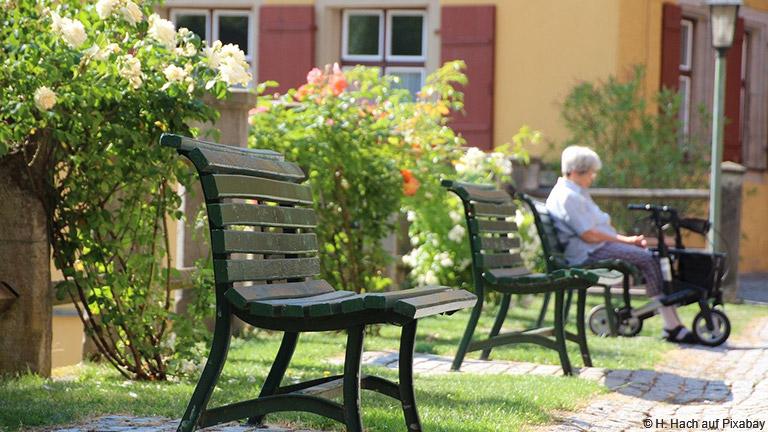 Mobilität im Alter: Die richtige Unterstützung zählt