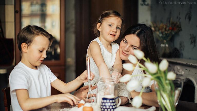 Wie man für Harmonie in der Familie sorgt