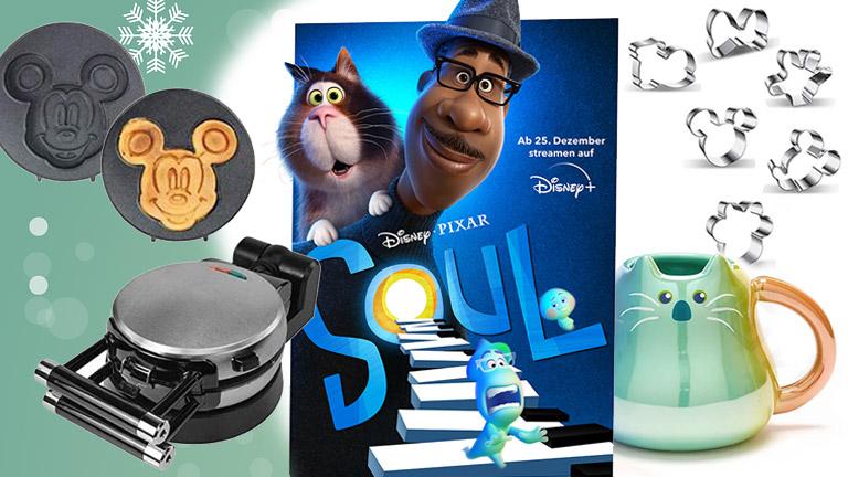 Soul: Kreativ-Feuerwerk auf Disney+
